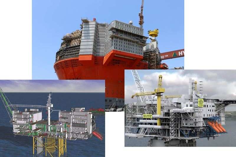 Investigation of field development projects on the Norwegian shelf - reports now available
